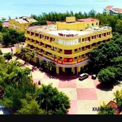 Khách sạn Thiên Ý, biển Thiên Cầm